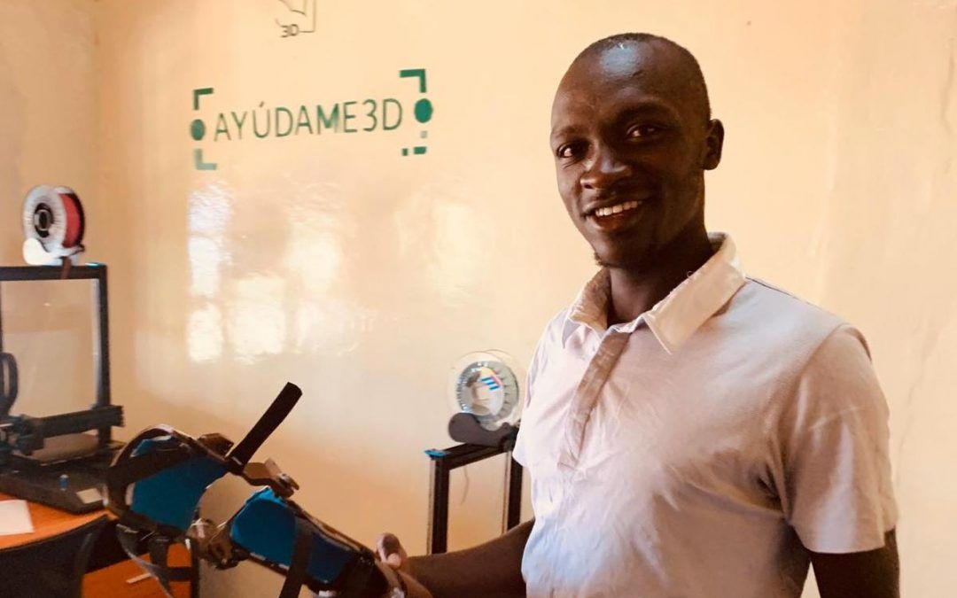 Conoce el 3DLab de Ayúdame3D en Kenya