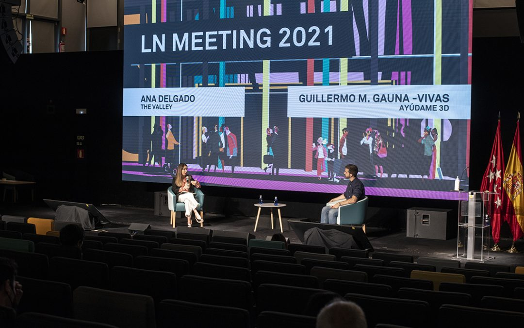 LN Meeting 2021: innovación y educación tecnológica