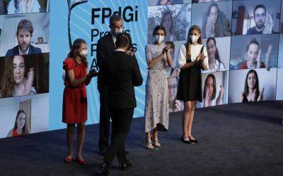 Todo lo que pasó en la Ceremonia de los Premios Fundación Princesa Girona