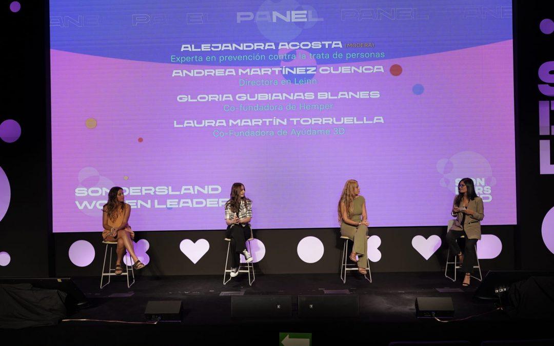 Laura Martín Torruella, co-fundadora de Ayúdame3D, en la lista Top10 Women Leaders Under 30